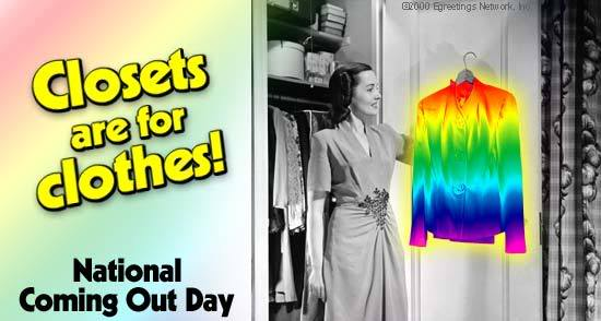 Coming Out Day: When in doubt, validate…?